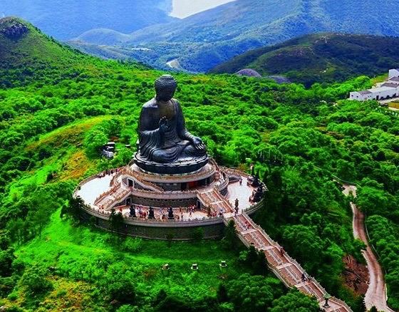 Balancing Yin & Yang in Hong Kong - Travel To Wellness