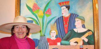 Marion Perlet, canadian artist