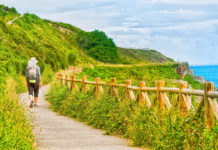 walking vacations, camino, spain, fitness adventures