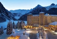 wellness retreats, fairmont lake louise