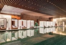 Bulgari Hotel Shanghai spa