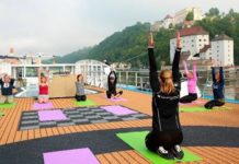 AmaWaterways wellness program