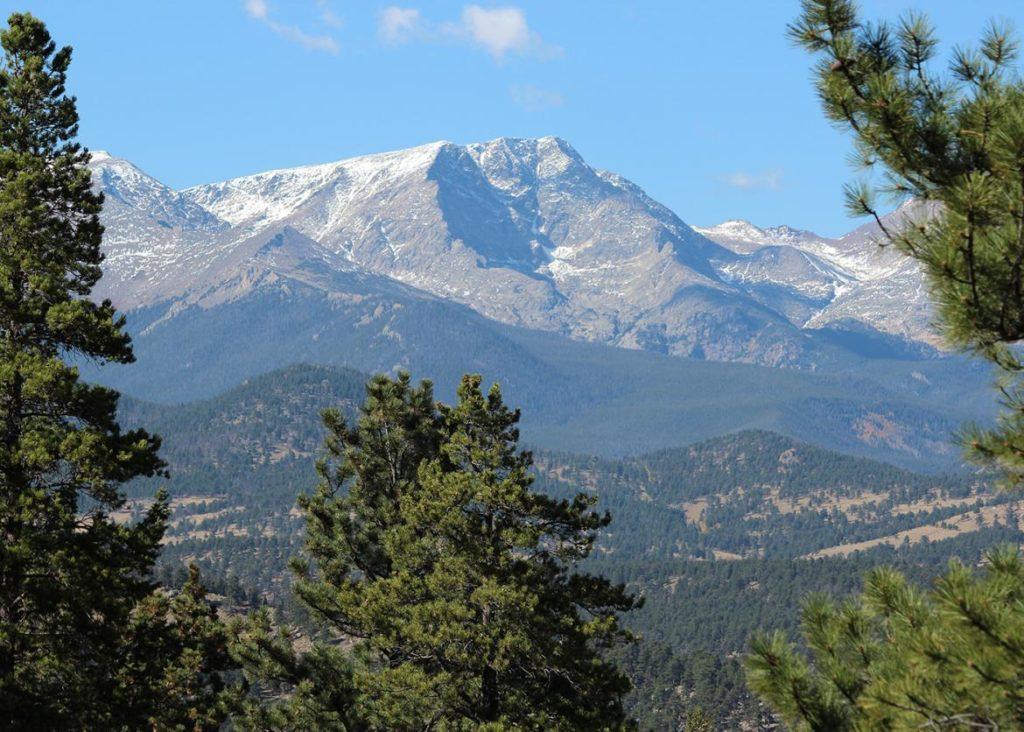 yoga and nature retreat, Estes Park, Colorado.