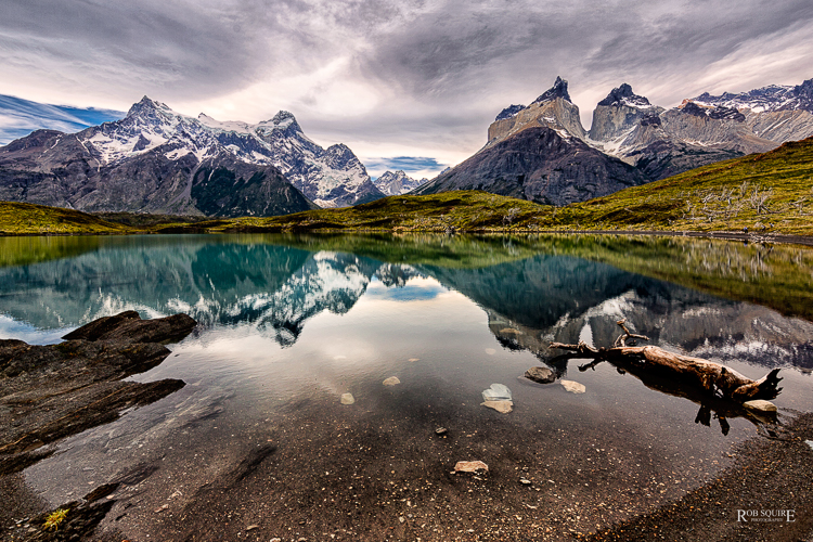 Torres del Paine National Park Rob Squire