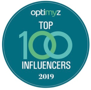 Optimyz top health influencers