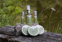 Skin Nourishment CBD organic skin care