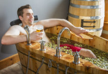 Grand Wellness Centre's Beer Spa