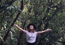 forest bathing, wallings nature reserve, antigua,