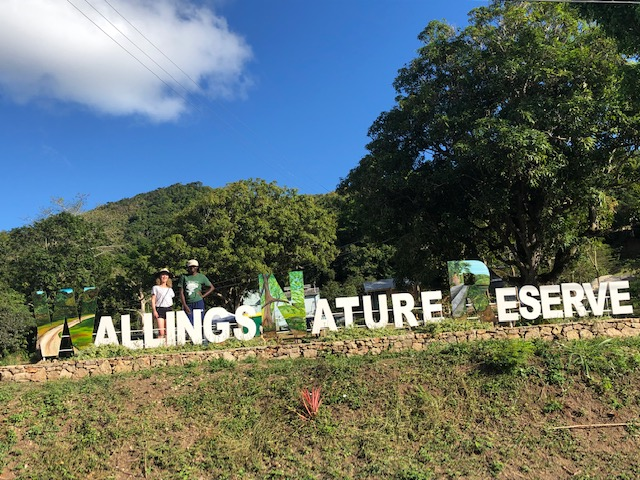 walling nature reserve, antigua