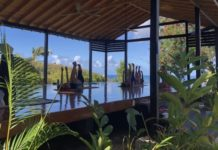 Sugar Ridge Antigua, the Shed, yoga