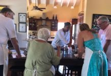 Nicole's Table, Cooking Class, Antigua