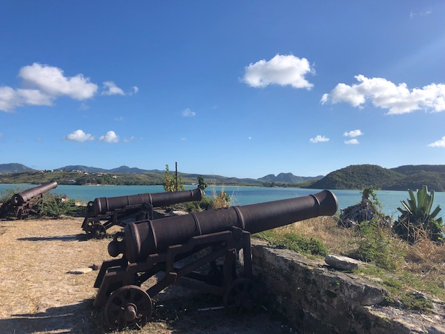 Fort James, Antigua