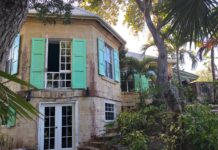 the great house, antigua, wellness tour