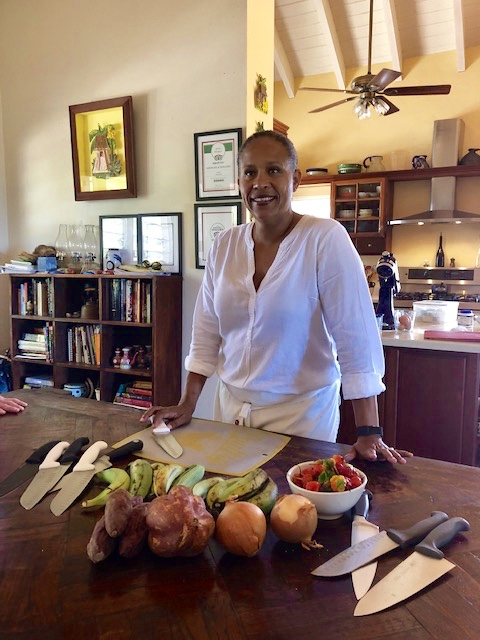 Nicole's Table, Cooking Classes, Antigua