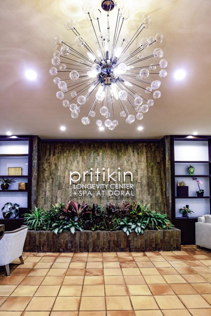 Pritikin Longevity Center, wellness retreat
