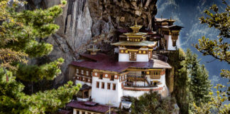 Picture Perfect Rob Squire Bhutan