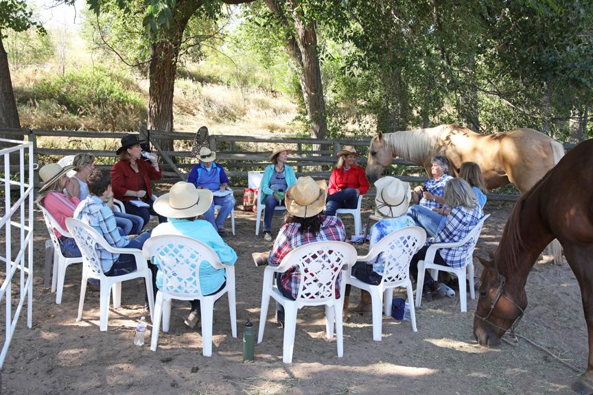 Unbridled Retreat, Sylvan Dale Guest Ranch