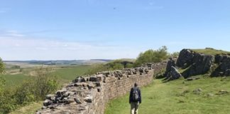 walking tour Hadrian's Wall