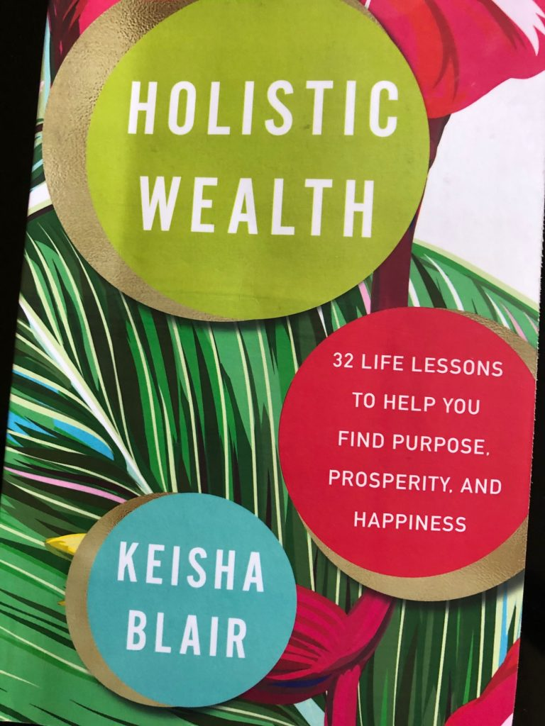 Holistic Wealth Keisha Blair