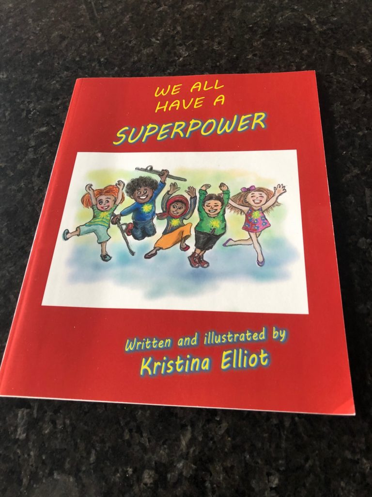We all have a superpower