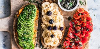 Contiki vegan table