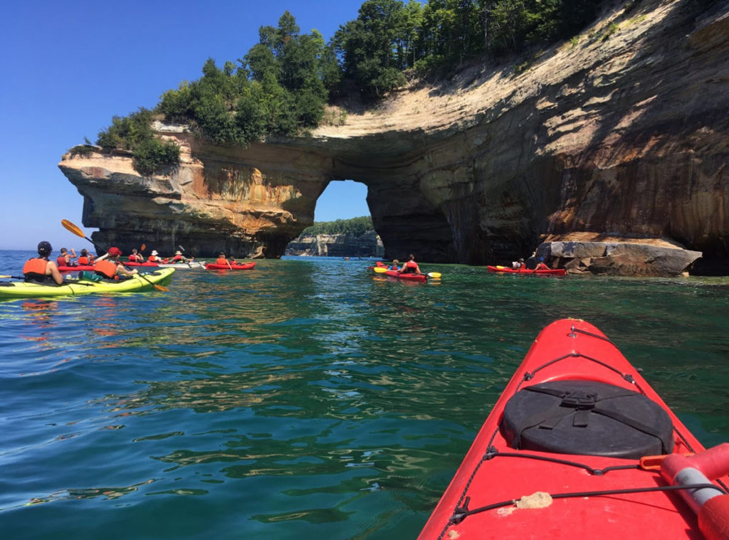top places to kayak in the u.s.