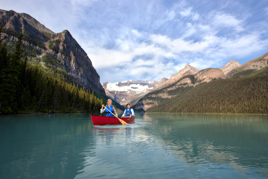 Canada Wellness Staycations Fairmont Lake Louise