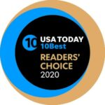 USA Today 10 Best Wellness Retreats/Resorts