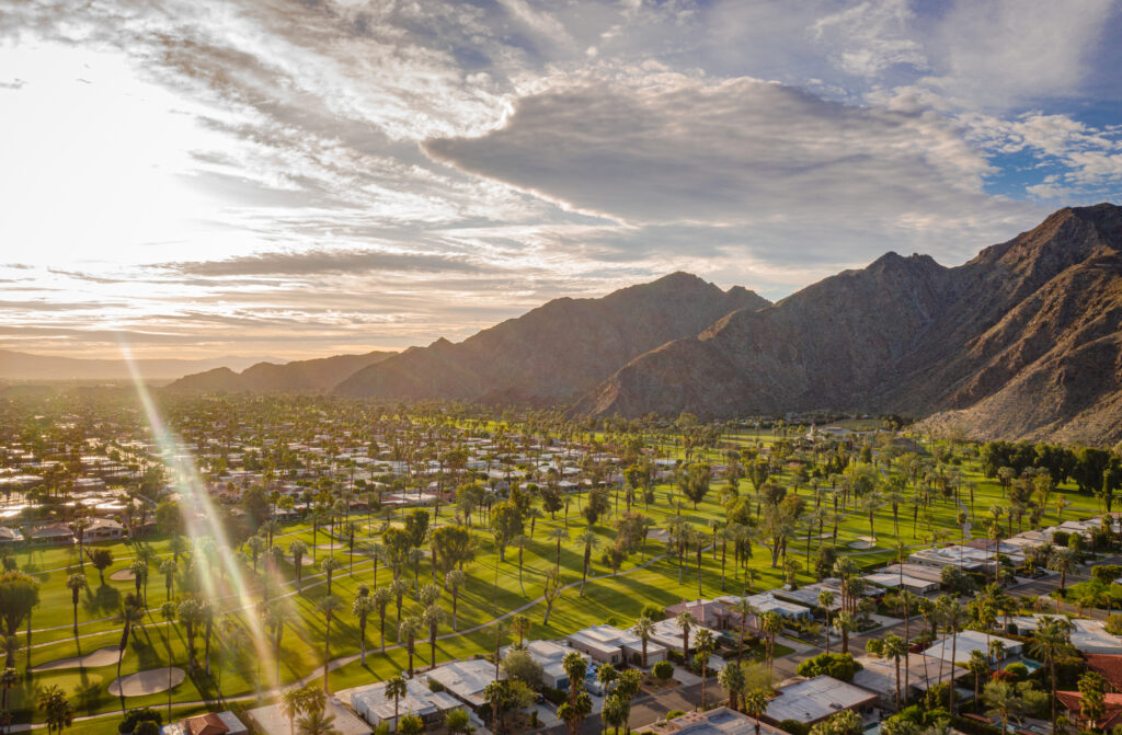 Greater Palm Springs, California