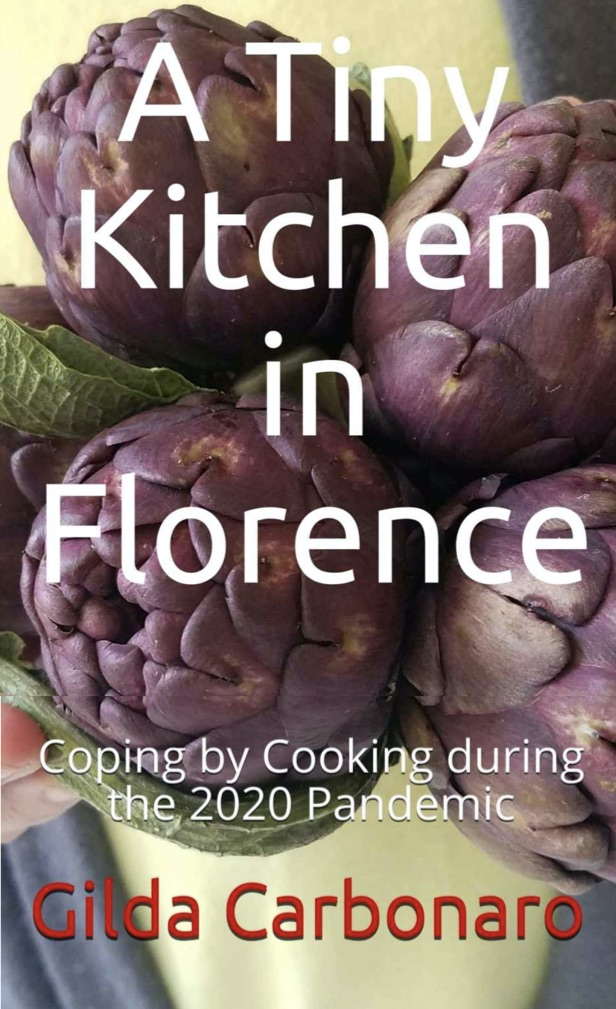 A Tiny Kitchen in Florence by Gilda Carbonaro
