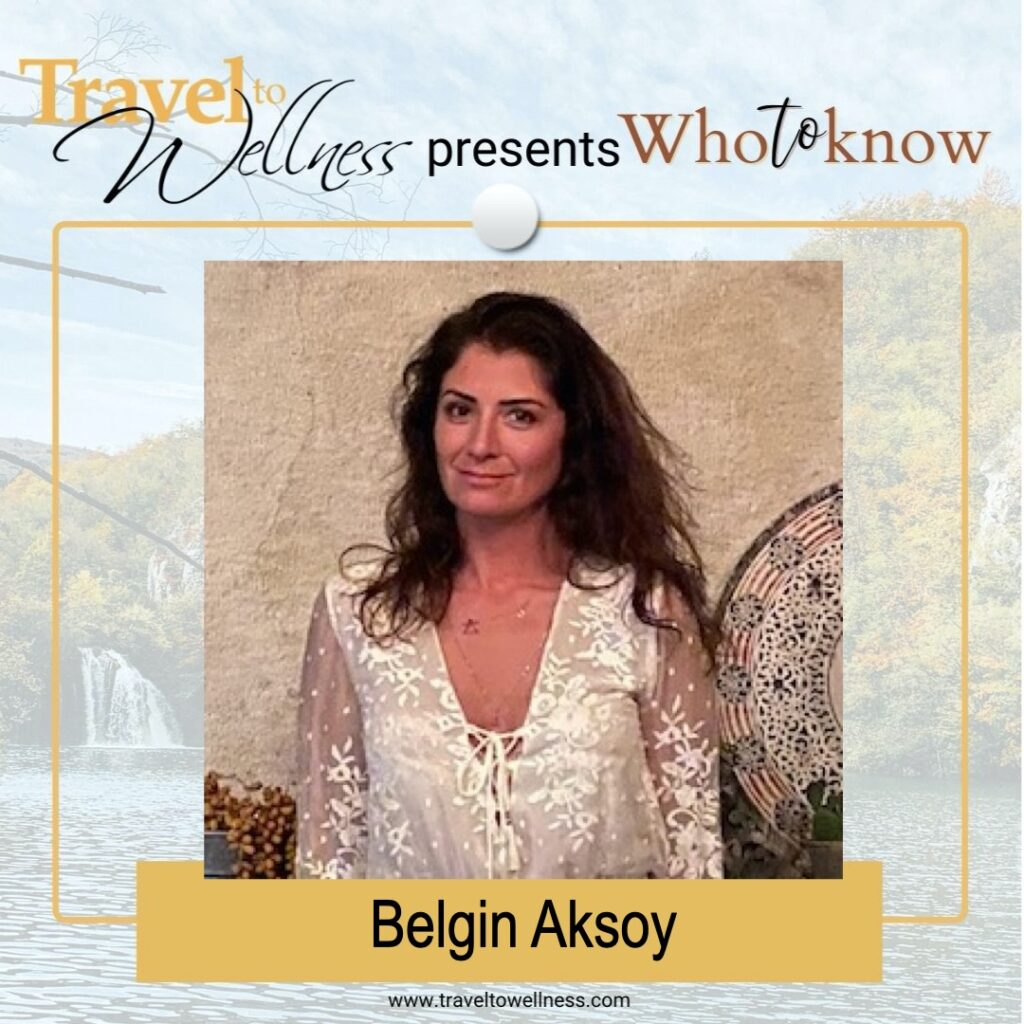 belgin aksoy who to know