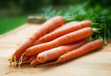 Carrots, nutrition and keto