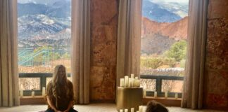 Garden of the Gods meditation
