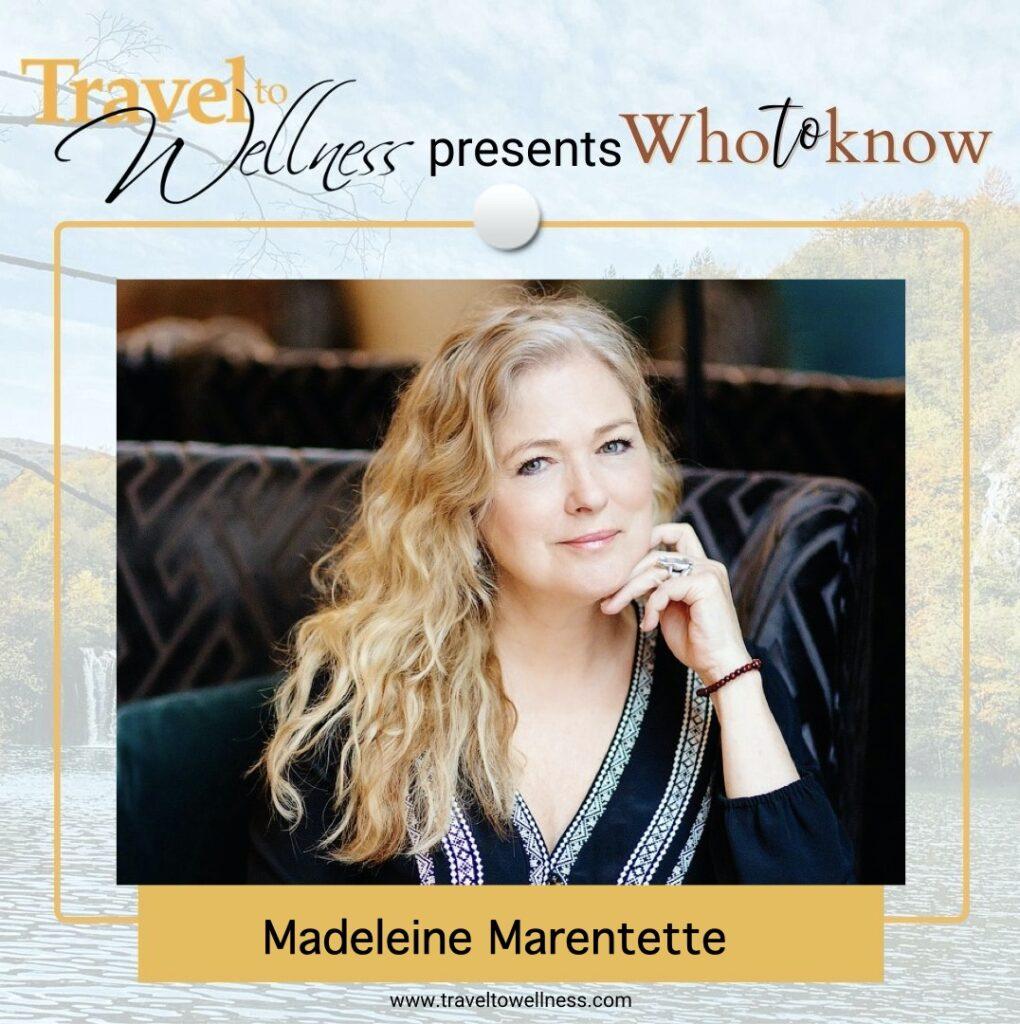 Madeleine Marentette