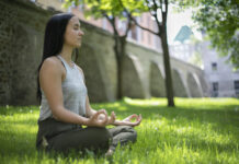 promoting mental wellness with yoga