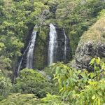Opaekaa Falls Traveling Bornsteins