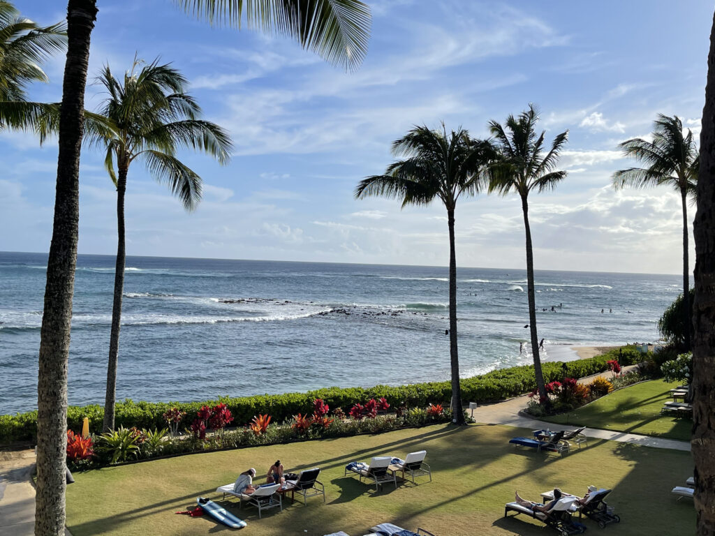 Koa Kea Hotel & Resort Traveling Bornsteins